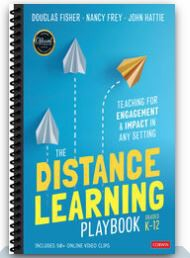 2020-2021 Professional Learning Cohort: The Distance Learning Playbook