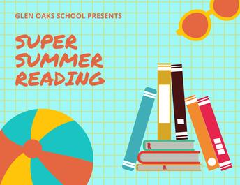 Super Summer Reading Opportunities