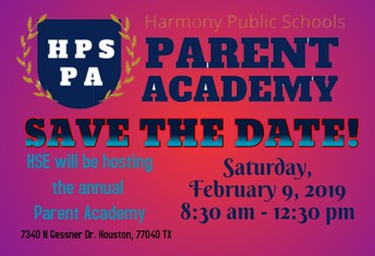 HSE- Houston Parent Academy