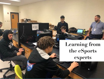 Students vetting eSports devices