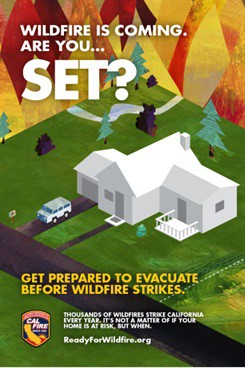 CAL Fires Website