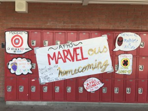 Agua Fria's MARVELous Homecoming!