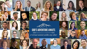 God's Adventure Awaits Summit