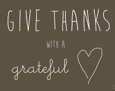 Acts of Character: Gratitude