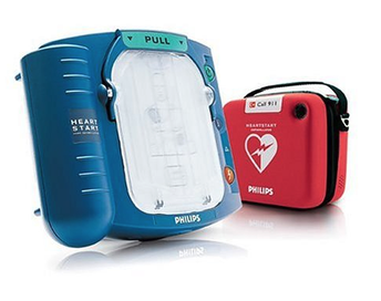 IFN Welcomes Our new Addition- An AED Article written by Nancy Romanchek