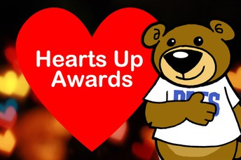 Hearts Up Awards & Reflections