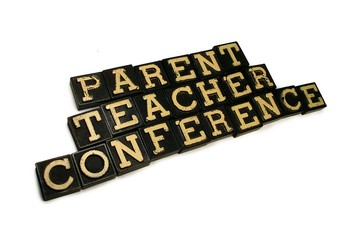 Reminder: Parent Teacher Conferences are the week of October 21- 25