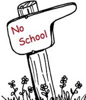 No School Days this month