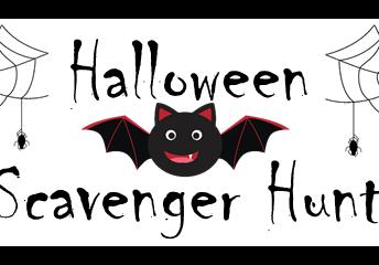 Halloween on Main Street Scavenger Hunt