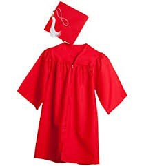Seniors: DO YOU HAVE YOUR CAP AND GOWN????