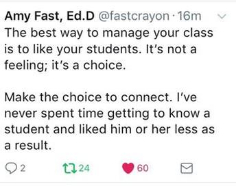 Twitter Post [Honest Moment]