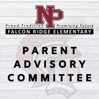 PAC: Parent Advisory Committee