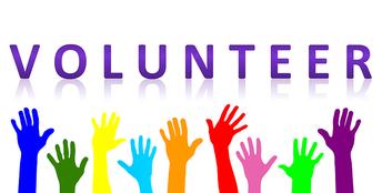Volunteering at School