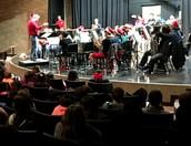LHS Symphonic Band Christmas Concert