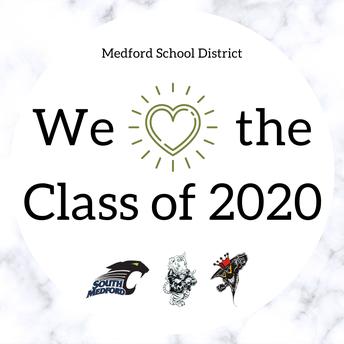Nos encanta la clase de 2020