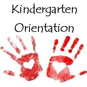Kindergarten Introduction Days