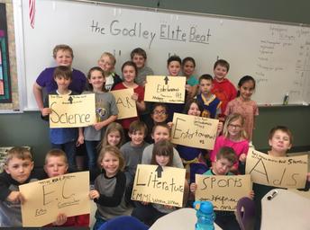 3rd Grade Godley Elite Beat