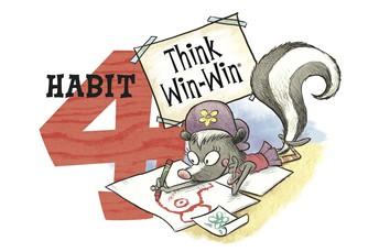 Habit 4 - Think Win-Win