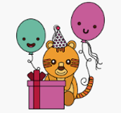 Birthday TigerGrams