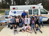 A Visit From The Ambulance!