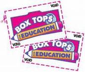 Mrs. Clark's Third Grade Class Wins First Box Top Collection Contest!