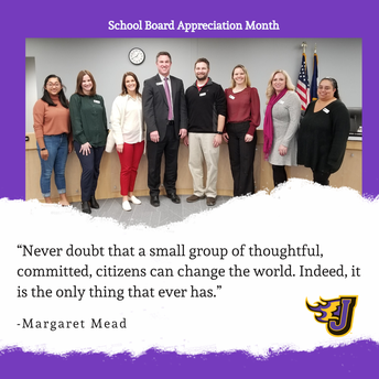 May is School Board Recognition Month!