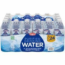 Water Bottles (Botellas con agua)