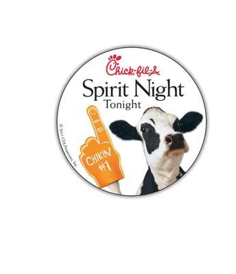Chick-Fil-A Night