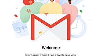 Check out the *new* Gmail