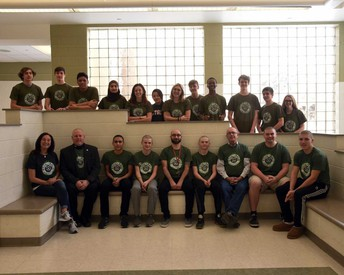 LHS Braves the Shave