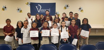 Spelling Bee Contestants