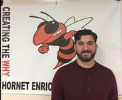 Grant Benefiel - HS HEA English Teacher