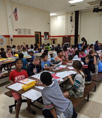2nd-Grade Writer's Celebration