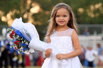 Ella Breeden, daughter of Chad and Amber Breeden