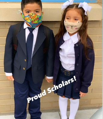 Our Scholars Are Ready to Learn Every Single Day