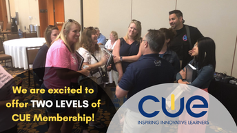 It's true! CUE Membership is about to get a facelift, and we are thrilled to share the plan with you!
