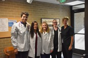 Dental Assisting Students Gain Hands-on Experience