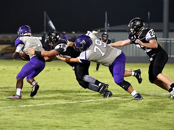 Blocking and Breaking Tackles