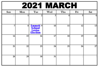Levy Election Informational Meetings