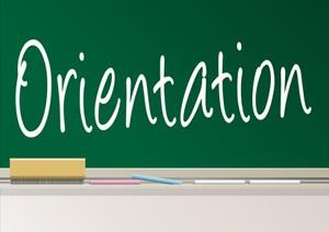 Orientation/  Registration