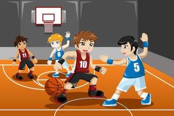 BOYS AND GIRLS BASKETBALL LEAGUE & CHEERLEADING