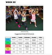 Mindful Classrooms--Week 22