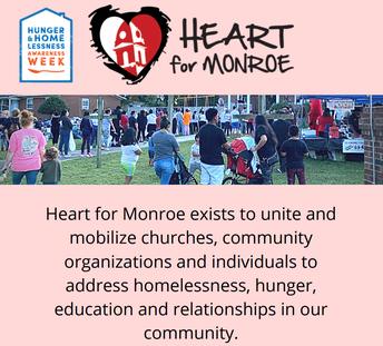 Heart for Monroe