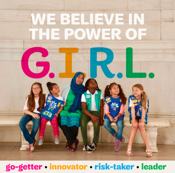 Girl Scouts Membership Rally This Tuesday 9/25!