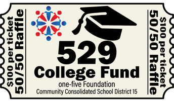 Last chance to buy tickets for the one-five Foundation's 529 raffle!