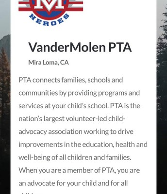 Join our AMAZING PTA!!