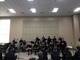 UHS Jazz musicians shine at JazzFest!