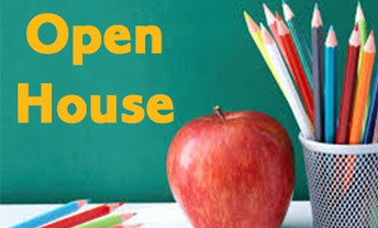 Virtual Meet the Teacher/Open House Dates