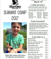 Hartley Summer Camp
