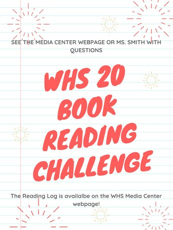 20 Book Reading Challenge